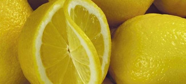 лимон для лица польза